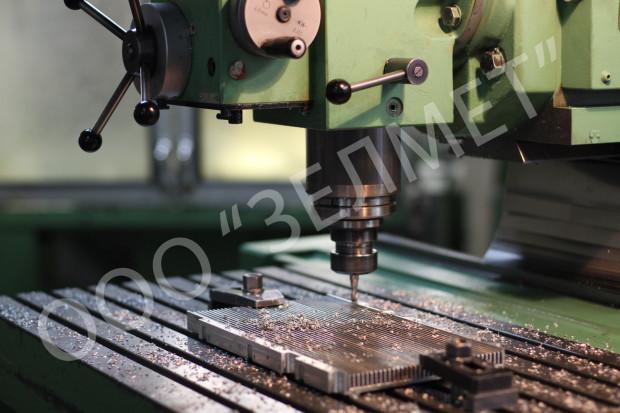 фрезерная обработка металла, фрезерная обработка